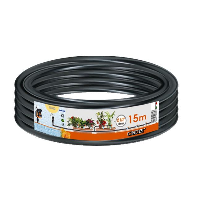 90366 Ống dẫn nước tưới nhựa dẻo Ø 1/2 (13 16 mm) cuộn 15m