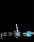 "timthumb 108 Van điện từ 9V / 9V 1/2"" Male solenoid valve"