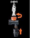 timthumb 19 3 Bộ thiết bị tưới nhỏ giọt cơ bản / Drip starter kit