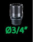 """timthumb 20 2 Đầu nối chuyển đổi tự động 3/4 / 3/4"""" automatic adaptor"""