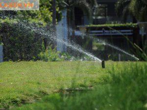 Hệ thống tưới nước tự động Claber