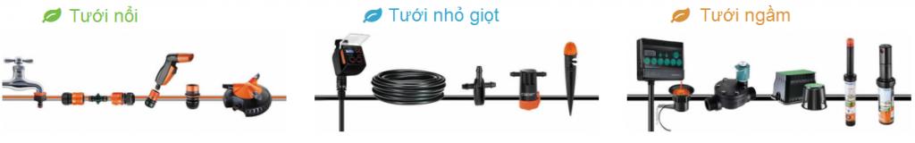11033 Dịch vụ thiết kế hệ thống tưới nước tự động