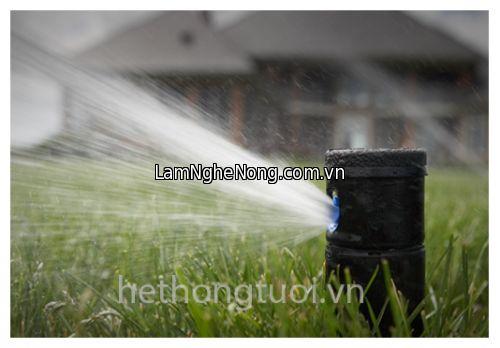 Béc tưới phun mưa Israel