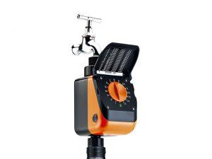 [Hướng dẫn sử dụng] Timer hẹn giờ tưới cây tự động tích hợp van điện từ nước Aquauno Logica Plus 8419