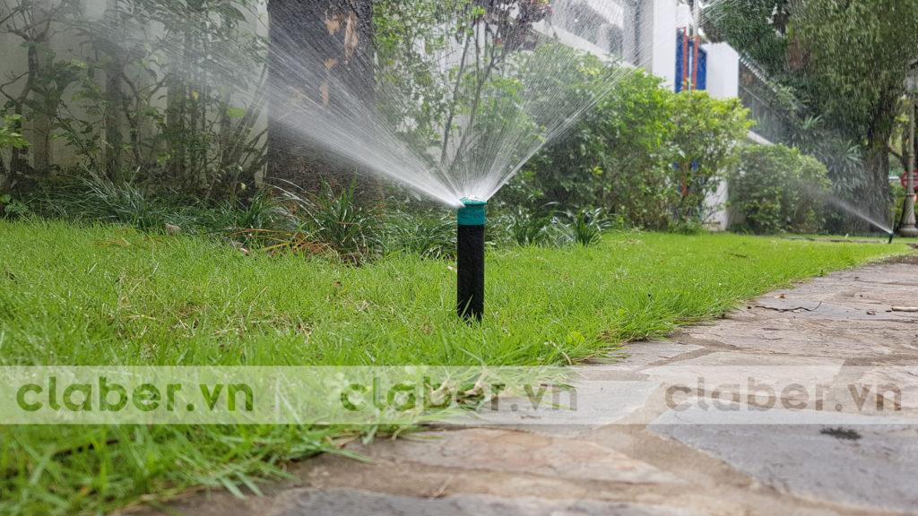 20180129 150537 1024x576 Dự án hệ thống tưới tự động: Khu biệt thự cao cấp An Phú, Quận 2