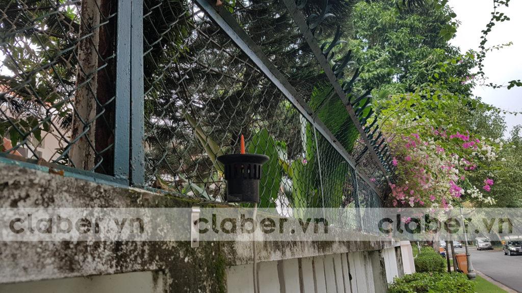 20180129 152748 1024x576 Dự án hệ thống tưới tự động: Khu biệt thự cao cấp An Phú, Quận 2