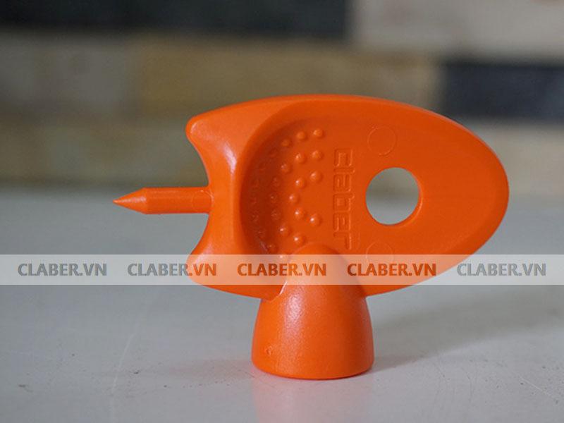91185 3 Bịch cờ lê đục lỗ và 20 nút bịt ống 1/4 (6mm)