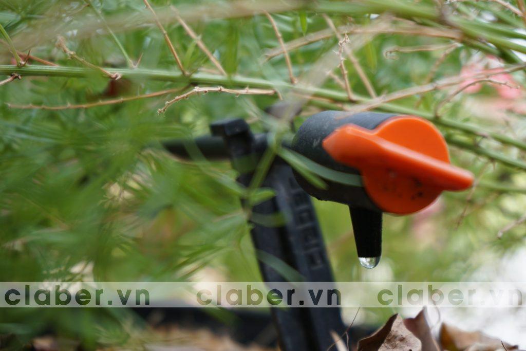 Ban cong 4 1024x683 Hệ thống tưới nhỏ giọt ban công – phủ xanh cuộc sống
