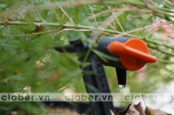 Hệ thống tưới nhỏ giọt ban công – phủ xanh cuộc sống