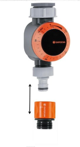 Gardena 31169 Xếp hạng   10 loại van nước hẹn giờ chạy bằng pin tốt nhất !!!