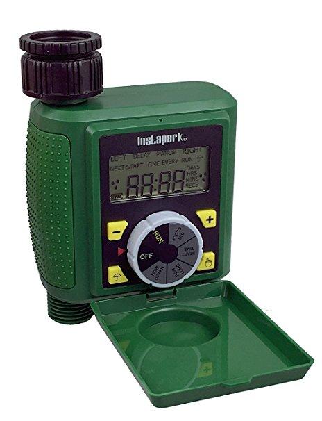 Instapark PWT 07 front Xếp hạng   10 loại van nước hẹn giờ chạy bằng pin tốt nhất !!!