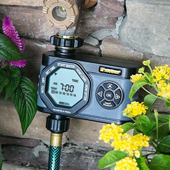 Melnor 53015 Xếp hạng   10 loại van nước hẹn giờ chạy bằng pin tốt nhất !!!