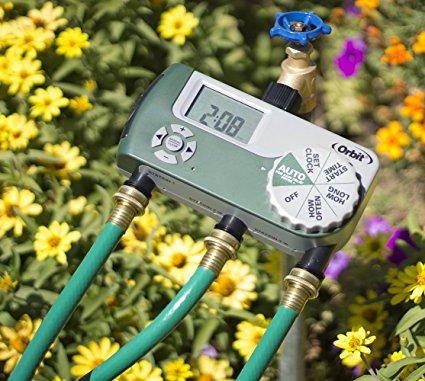 Orbit 56233D Xếp hạng   10 loại van nước hẹn giờ chạy bằng pin tốt nhất !!!