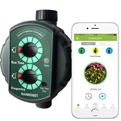 RainRobot SC6400 Xếp hạng   10 loại van nước hẹn giờ chạy bằng pin tốt nhất !!!