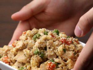 4 món ăn ít calo dễ làm từ bông cải