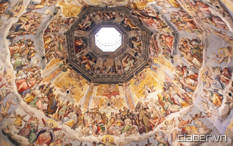 kinh nghiem du lich y 26 Santa Maria del Fiore