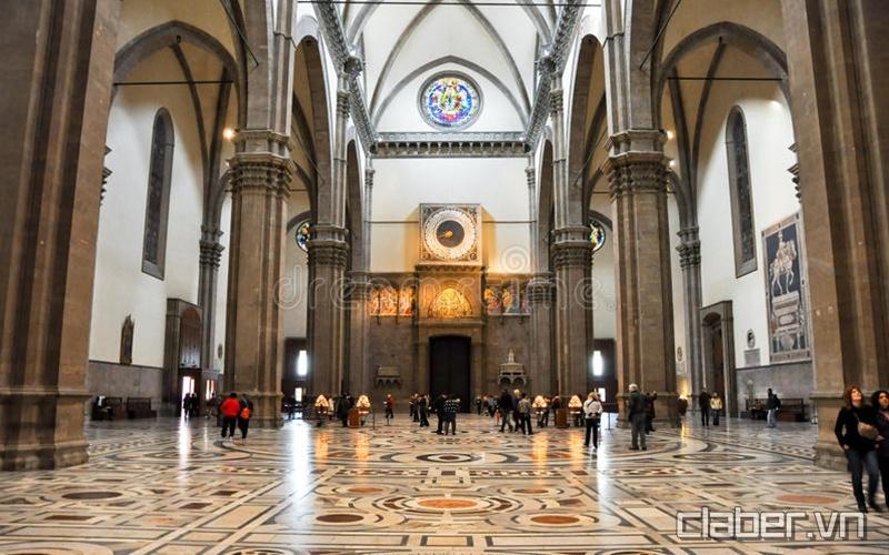 kinh nghiem du lich y 27 Santa Maria del Fiore