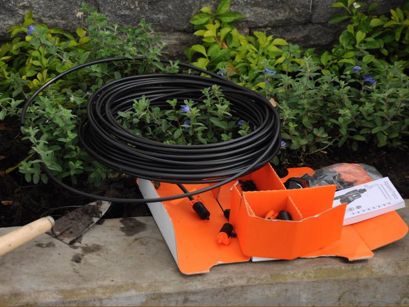 Lựa chọn thiết bị tưới vườn theo những tiêu chuẩn nào để có sản phẩm tốt