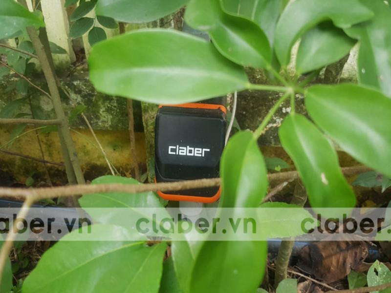 Claber - Thiết bị tưới tiết kiệm nước đến từ Italy