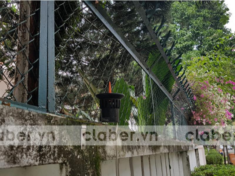 Cảm biến mưa thiết bị tưới nhỏ giọt TPHCM và sự cố thường gặp