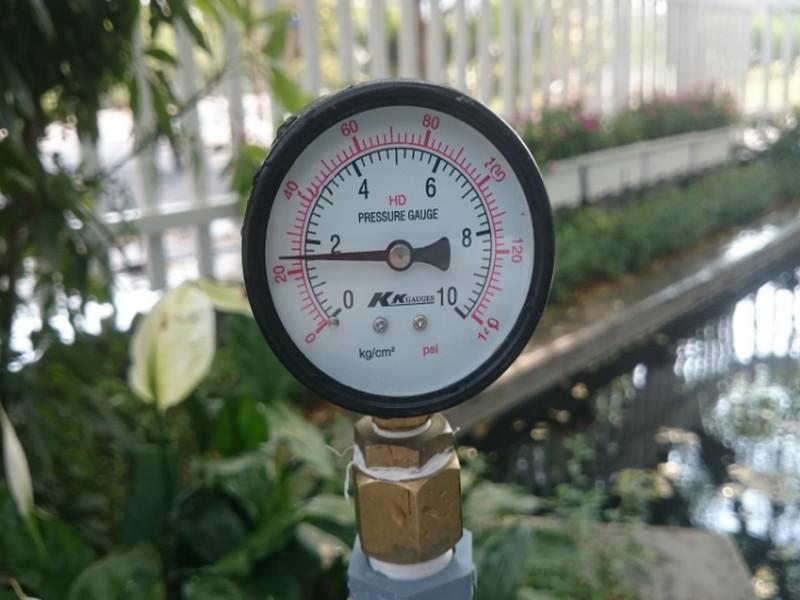 Lắp đặt thiết bị hẹn giờ tưới cây cho hệ thống tưới áp lực yếu