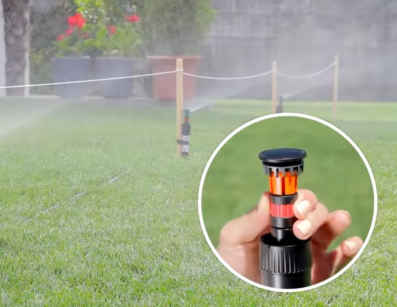 Hệ thống Thiết Bị Tưới Vườn, cách gia tăng áp lực nước tưới hiệu quả