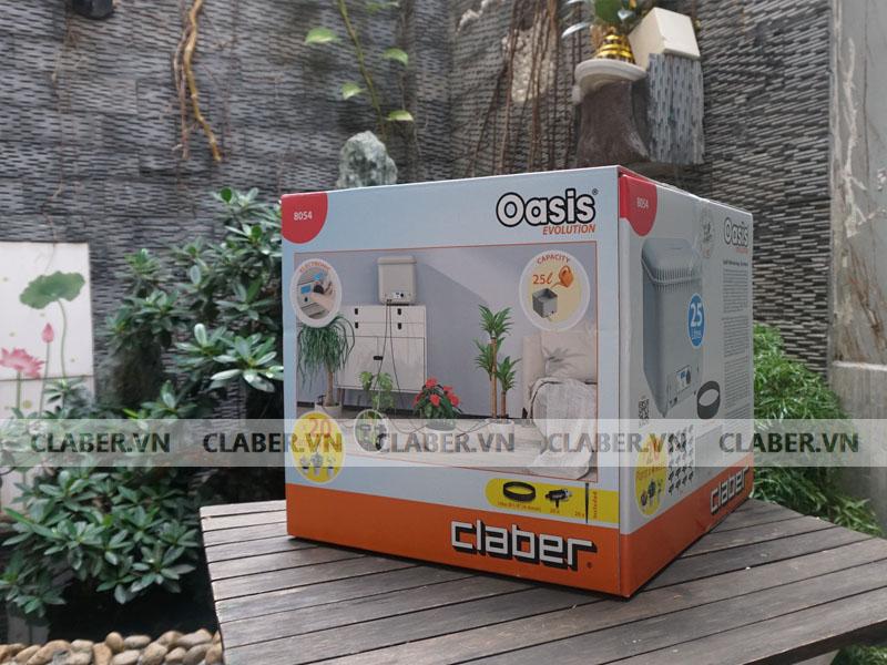 DSC03101 Bình chứa nước hẹn giờ tưới nhỏ giọt tự động 25L Oasis cải tiến/ OASIS EVOLUTION