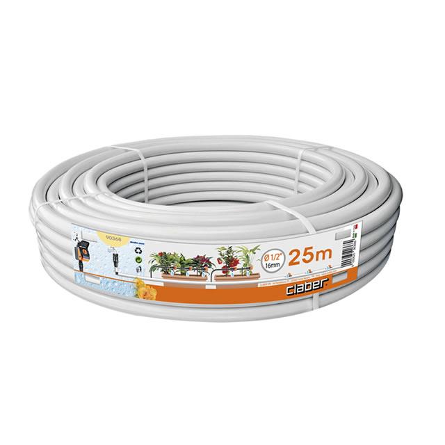 ong dan nuoc chinh trang 1 Ống dẫn nước chính màu trắng 25m/ Main tube 25m white