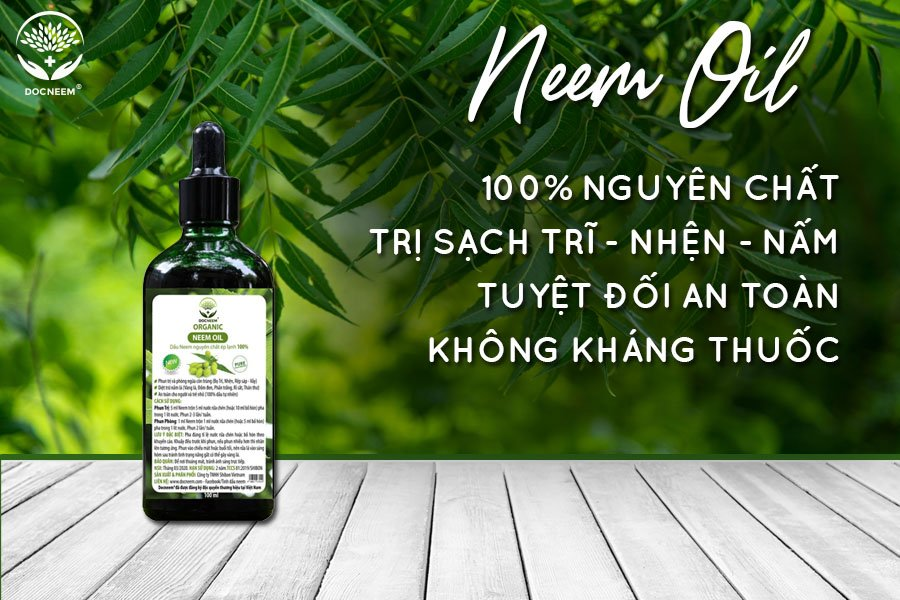 dau neem huu co 100ml