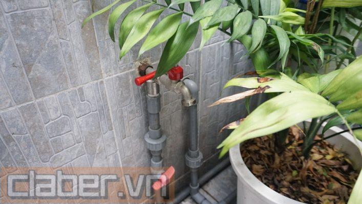 vòi cấp nước